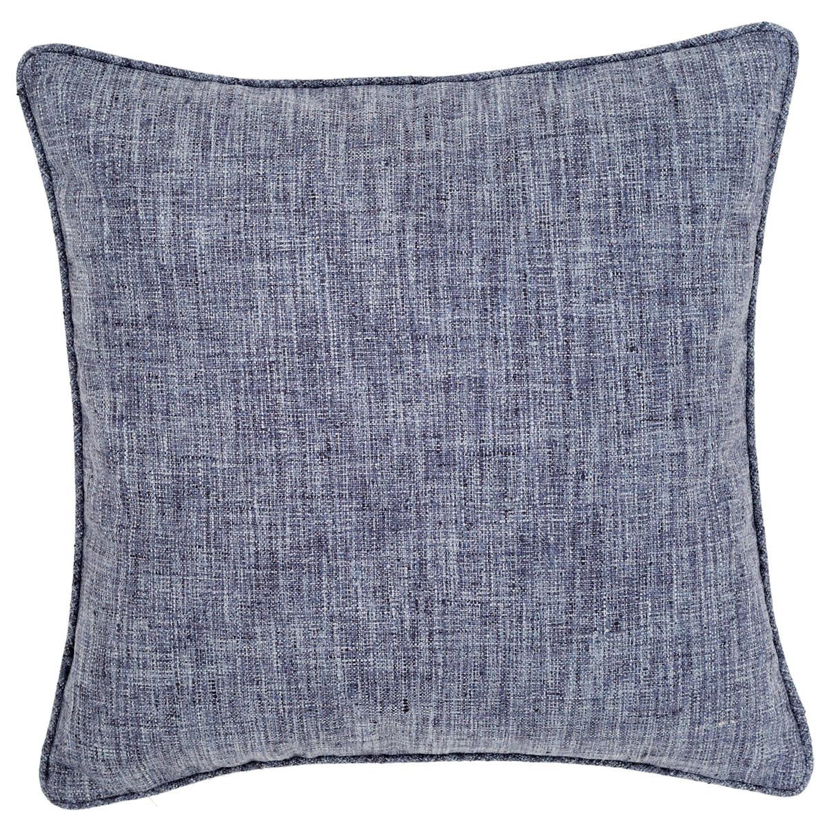 Greylock Navy Indoor/Outdoor Decorative Pillow