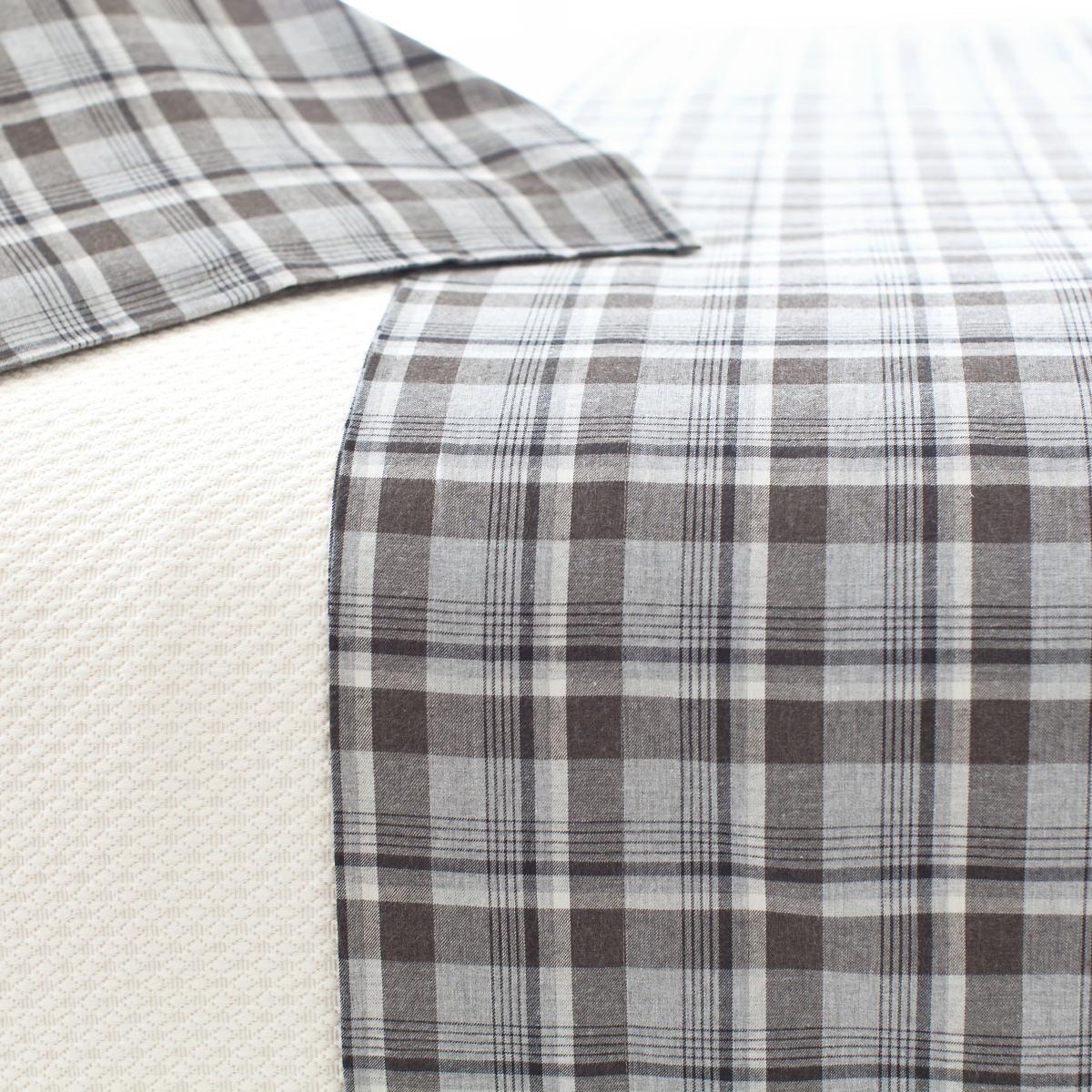 Greyville Tartan Pillowcases (Pair)