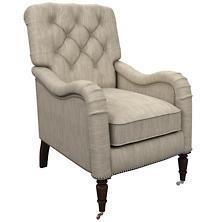 Graduate Linen Hancock Chair