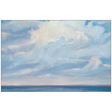 Happy Clouds Art