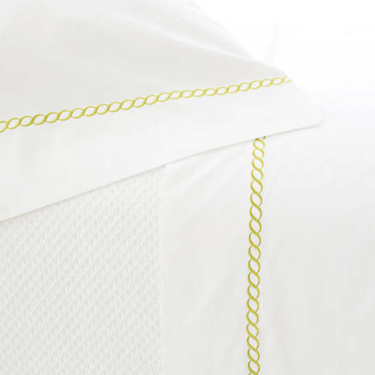Helix Green Pillowcases (Pair)
