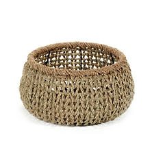 Henson Open Weaved Basket