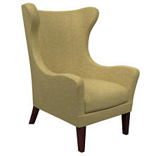 Heritage Chartreuse Mirage Tobacco Chair