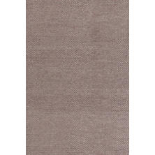 Honeycomb Chocolate/Grey Wool Woven Rug