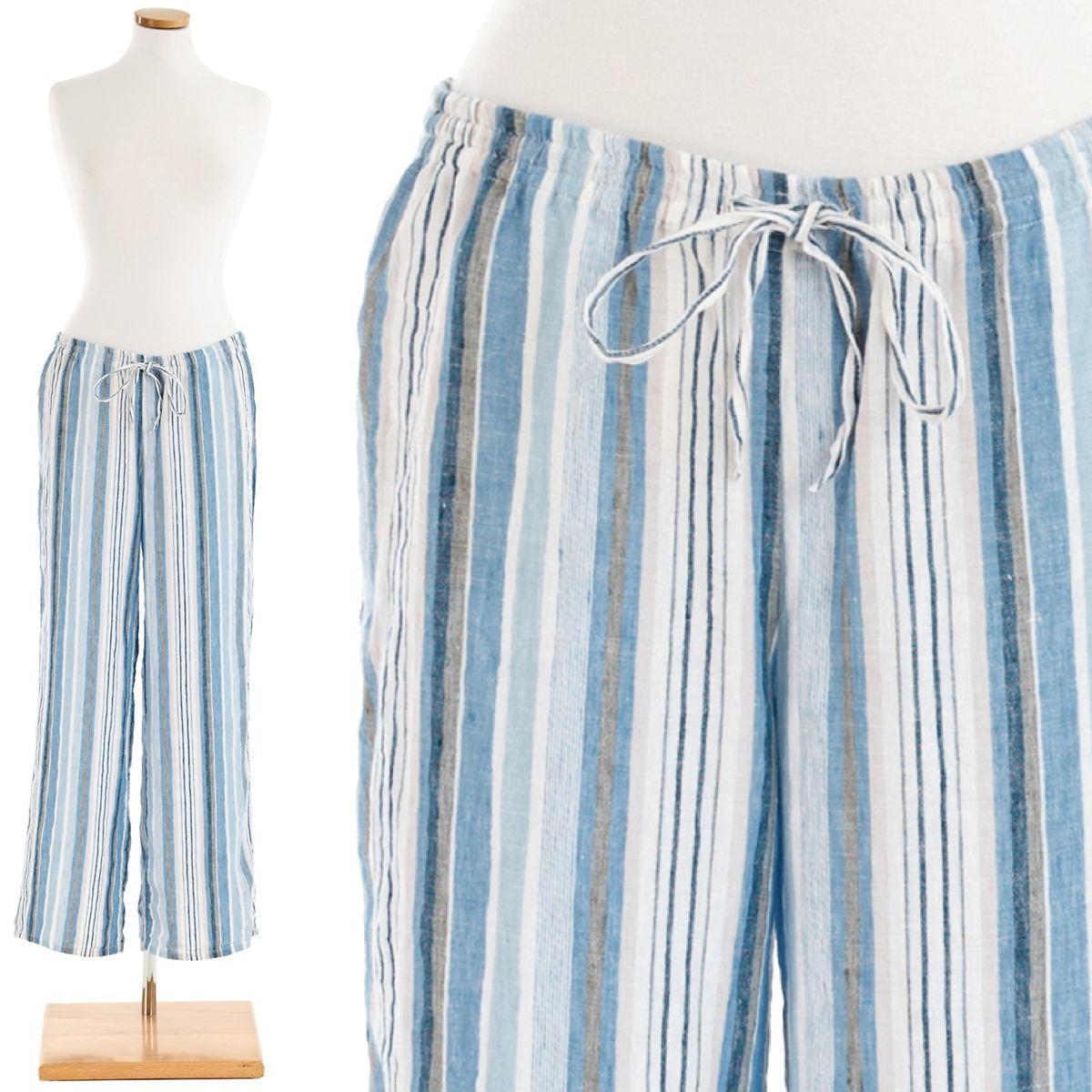 Honfleur Linen Lounge Pant