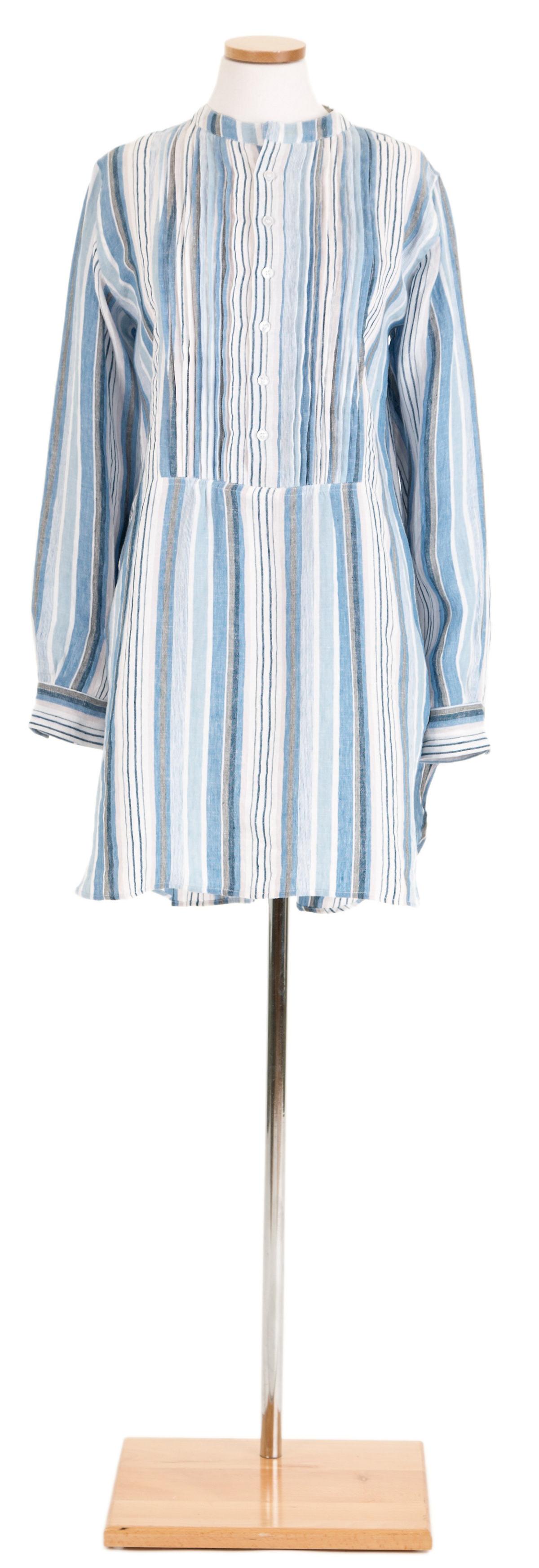 Honfleur Linen Tunic