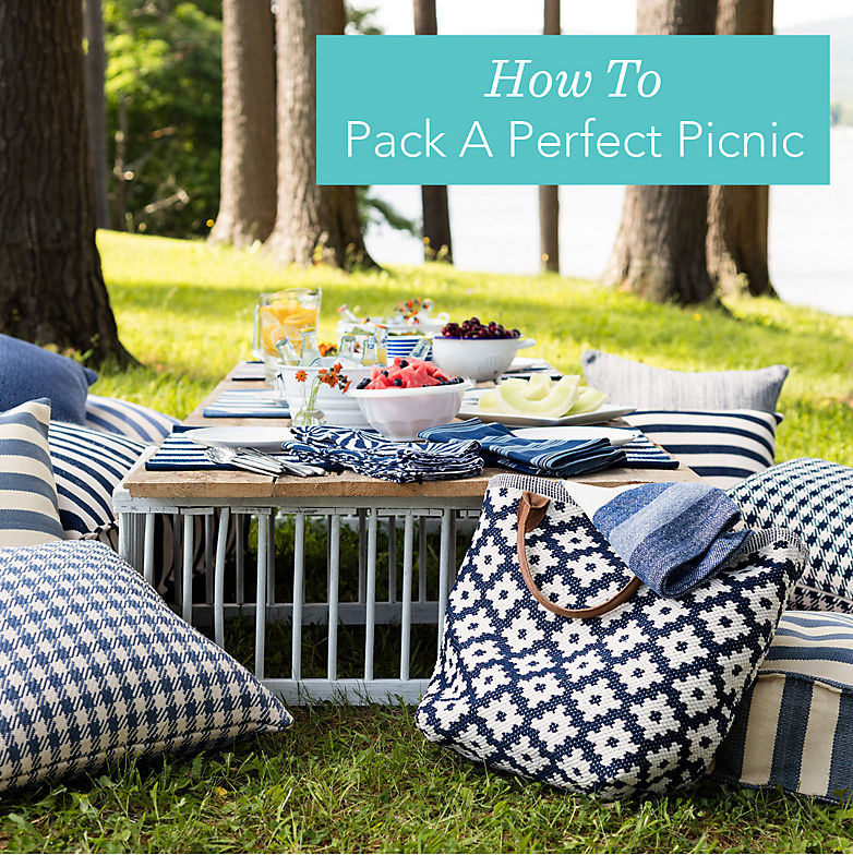 7 Essentials For The Perfect Summer Picnic | Annie Selkeu0027s Fresh American  Style