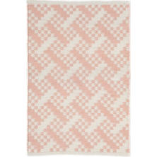 Hudson Pink Indoor/Outdoor Rug