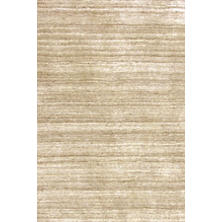Icelandia Sand Hand Knotted Rug