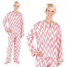 Ikat Raspberry Kaftan Pajama