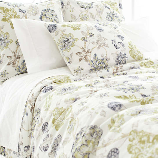 India Gate Ink Duvet Cover