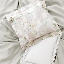 Isabella White/Zinc Pillowsham