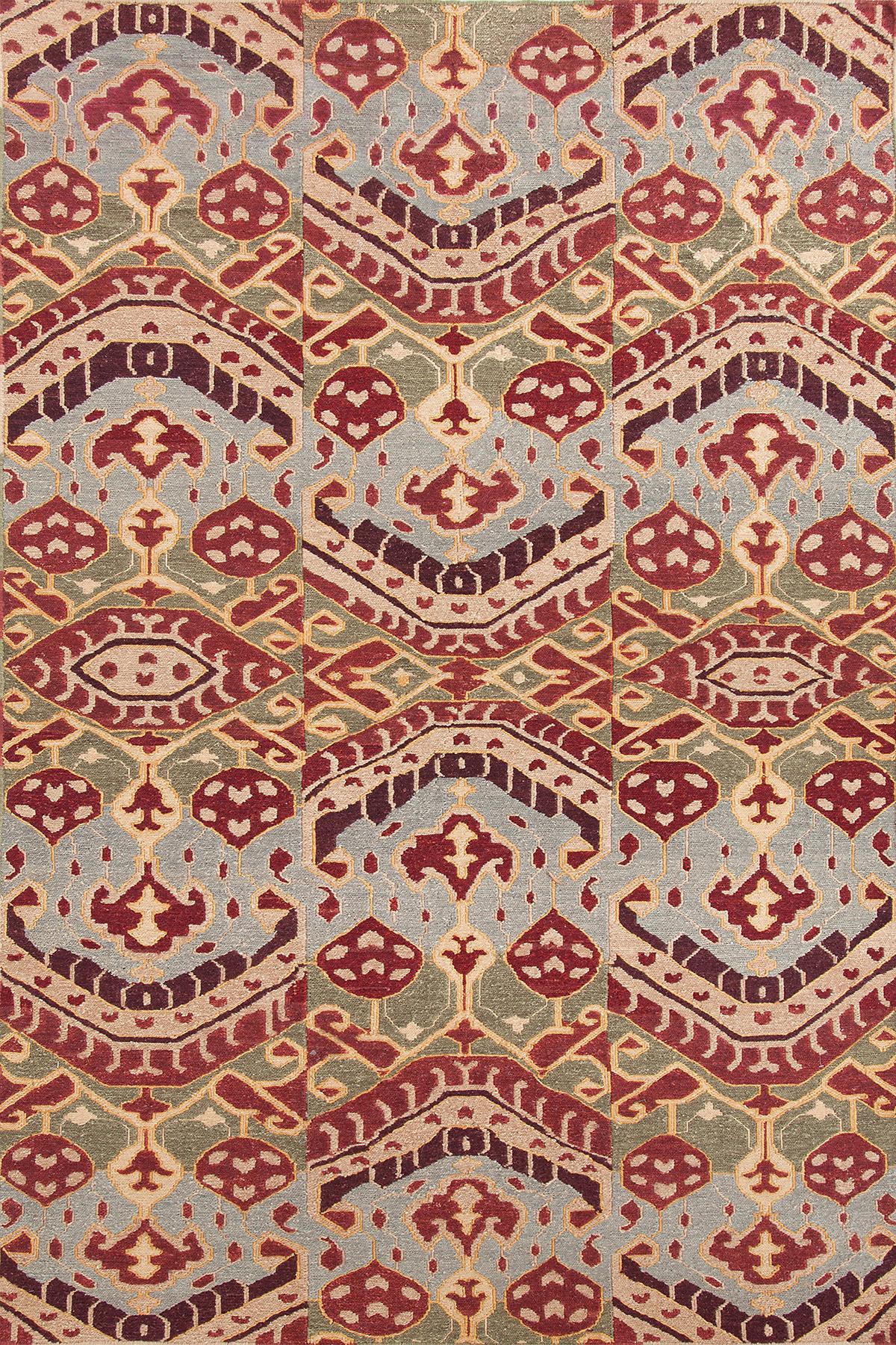 Joya Soumak Wool Woven Rug