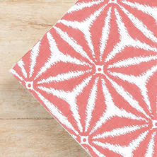 Kala Coral Napkins/ set of 4