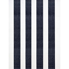 Lakehouse Navy/White Indoor/Outdoor Rug