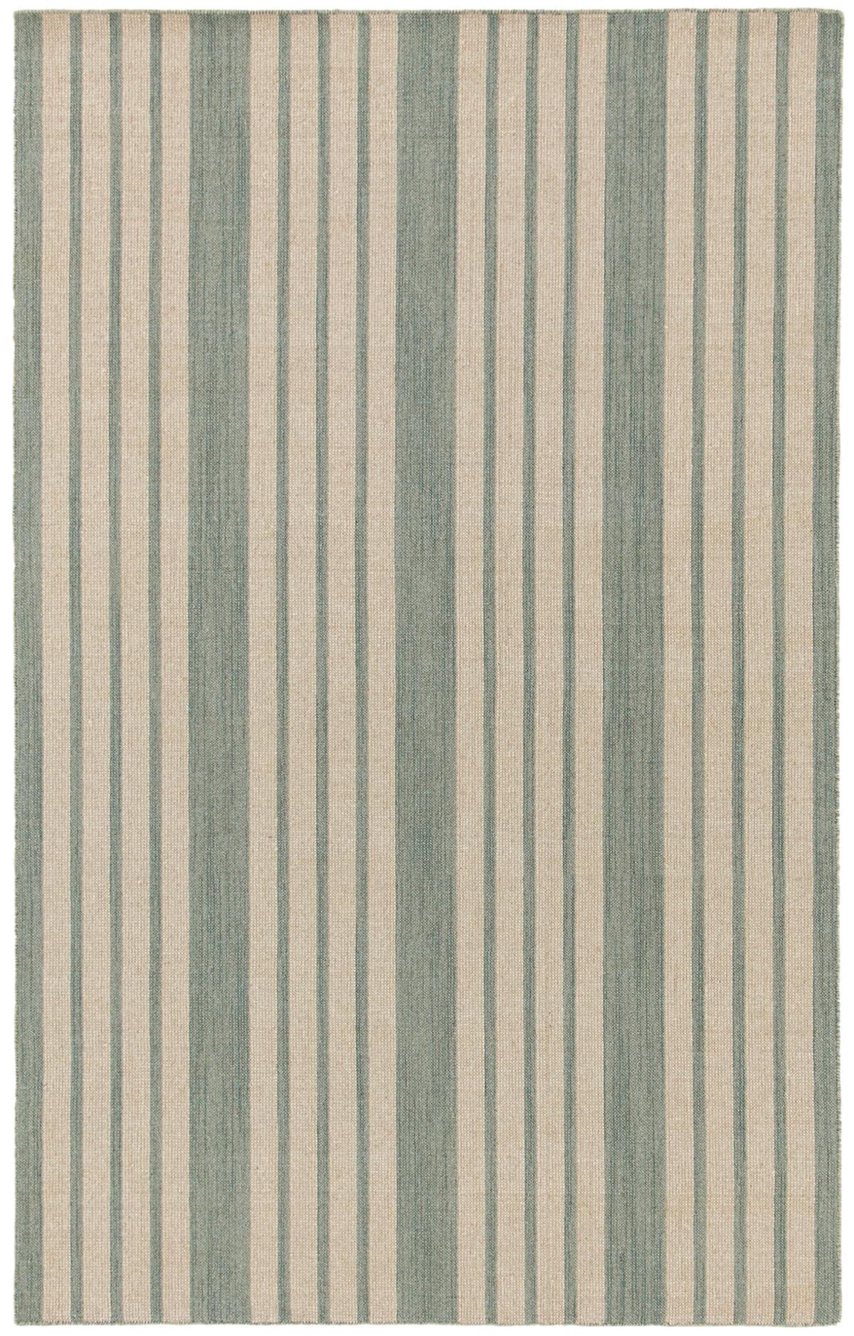 Lenox Seaglass Wool Woven Rug