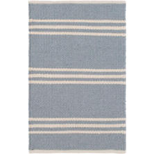 Lexington Swedish Blue/Ivory Indoor/Outdoor Rug
