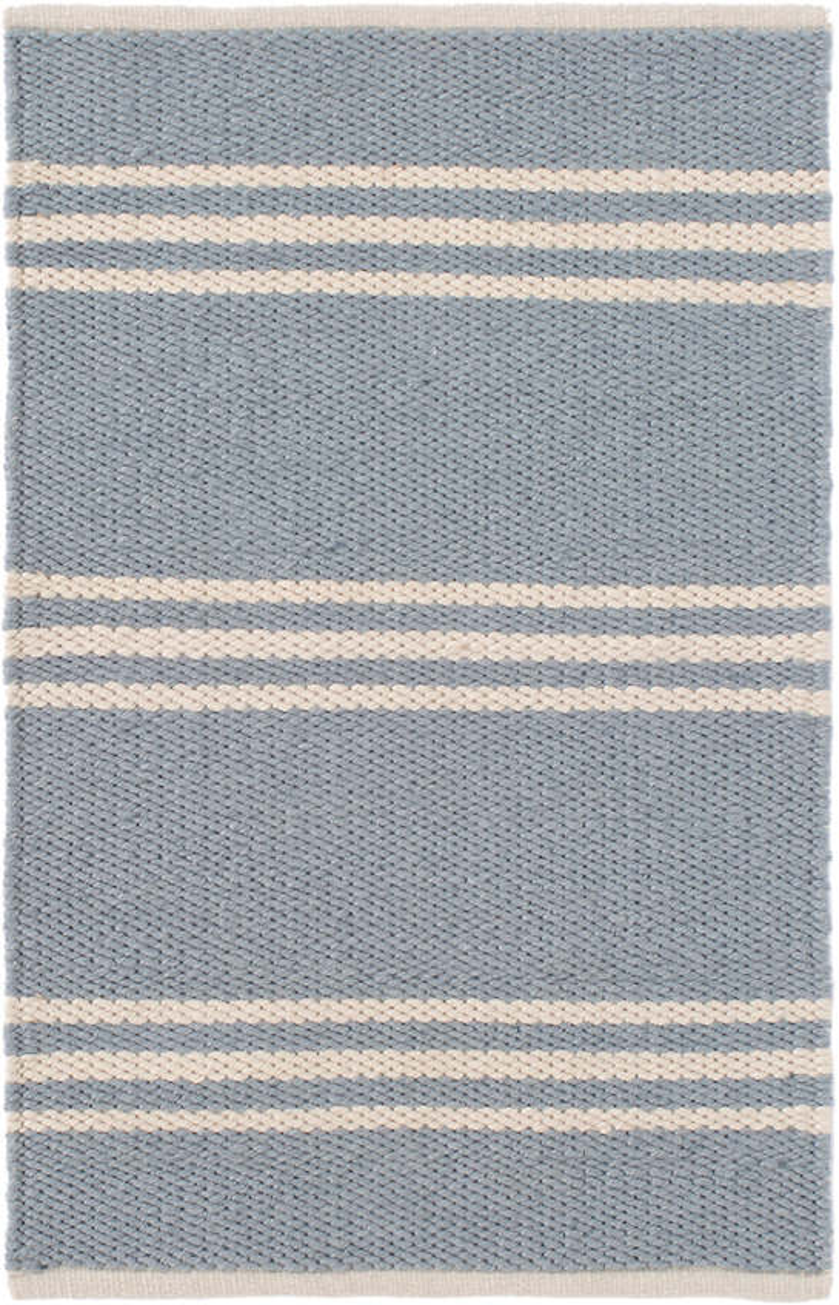 Lexington Swedish Blue/Ivory Indoor/Outdoor Rug