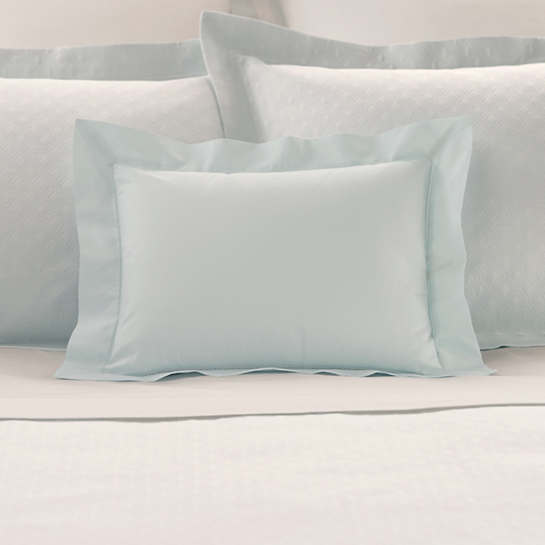 Lia Pearl Blue Decorative Pillow