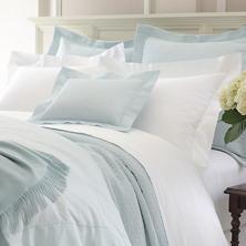 Lia Pearl Blue Duvet Cover