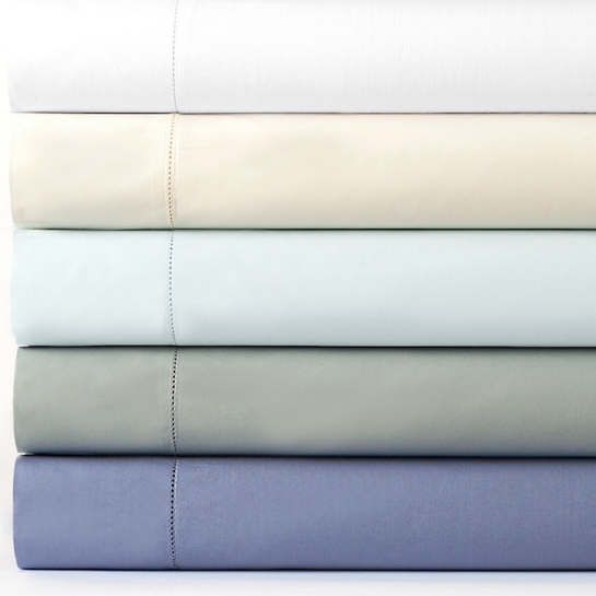 Lia Pearl Blue Pillowsham