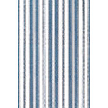 Lighthouse Denim/White Indoor/Outdoor Rug