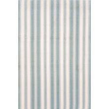 Lighthouse Light Blue/Ivory Indoor/Outdoor Rug