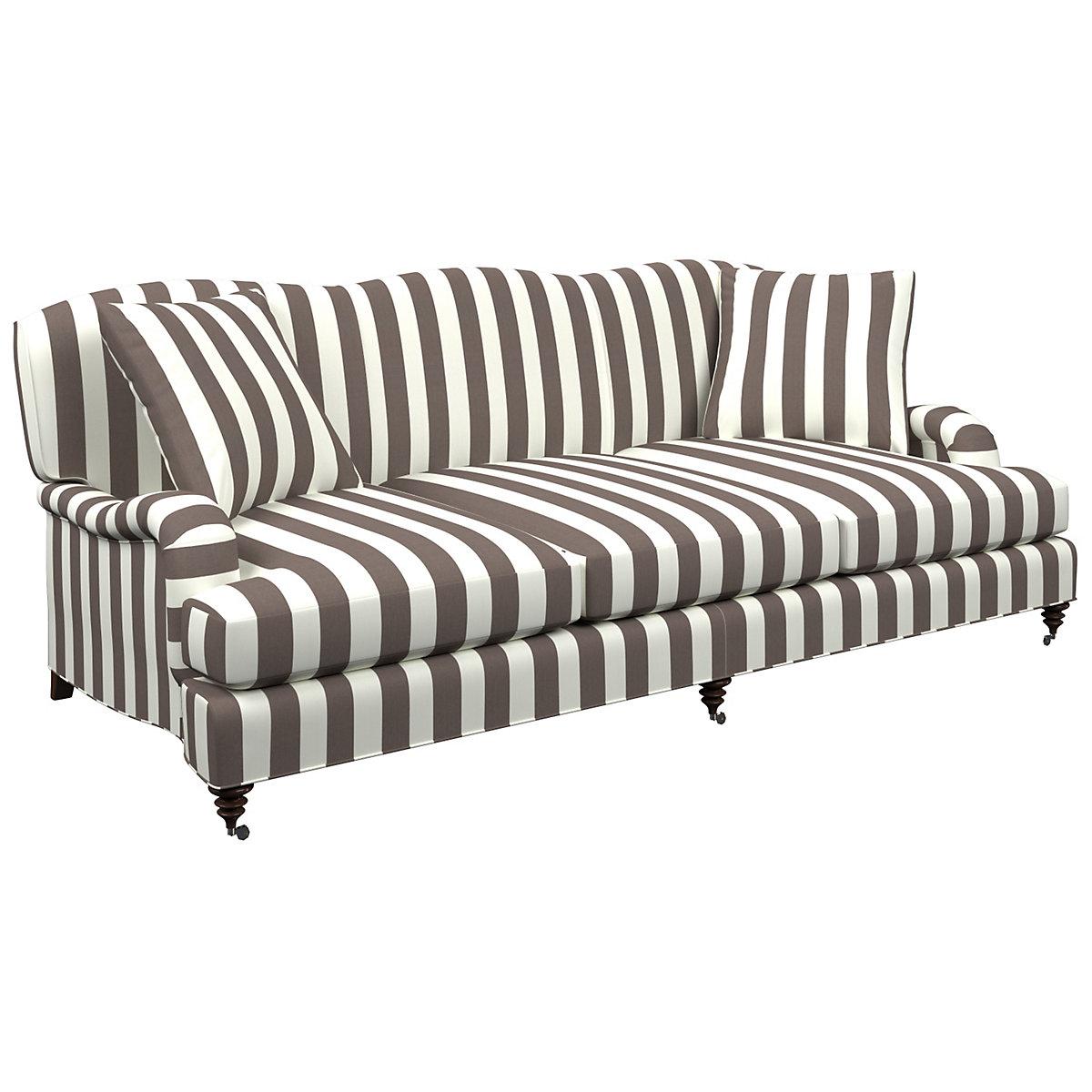 Alex shale litchfield 3 seater sofa furniture for Shale sofa bed