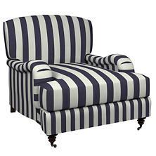 Alex Indigo Litchfield Chair