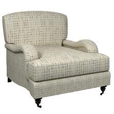 Nicholson Indigo Litchfield Chair