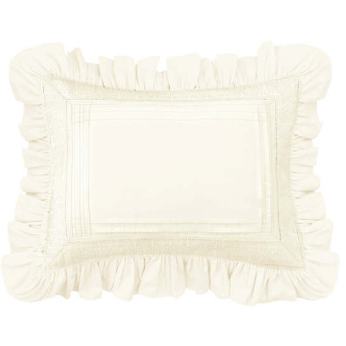 Louisa Ivory Decorative Pillow