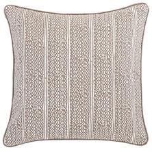 Lucia Linen Zinc Decorative Pillow
