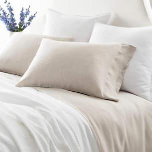Lush Linen Natural Sheet Set