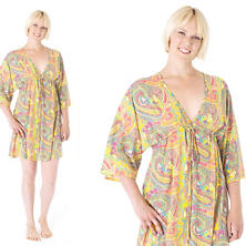 Lyric Paisley Nightdress
