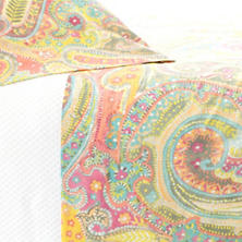 Lyric Paisley Sheet Set