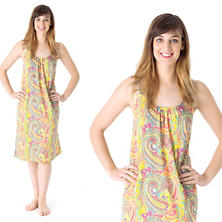 Lyric Paisley Tank Nightdress