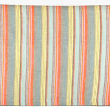 Lyric Stripe Linen Bed Skirt