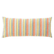 Lyric Stripe Linen Decorative Pillow
