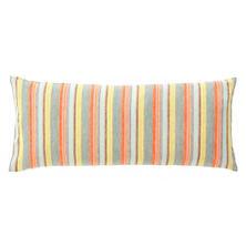 Lyric Stripe Linen Decorative Pillow