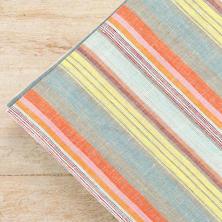Lyric Stripe Linen Napkins/Set Of 4