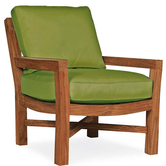 Mahkeenac Outdoor Chair Sprout Canvas