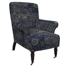 Marianna Linen Barrington Chair