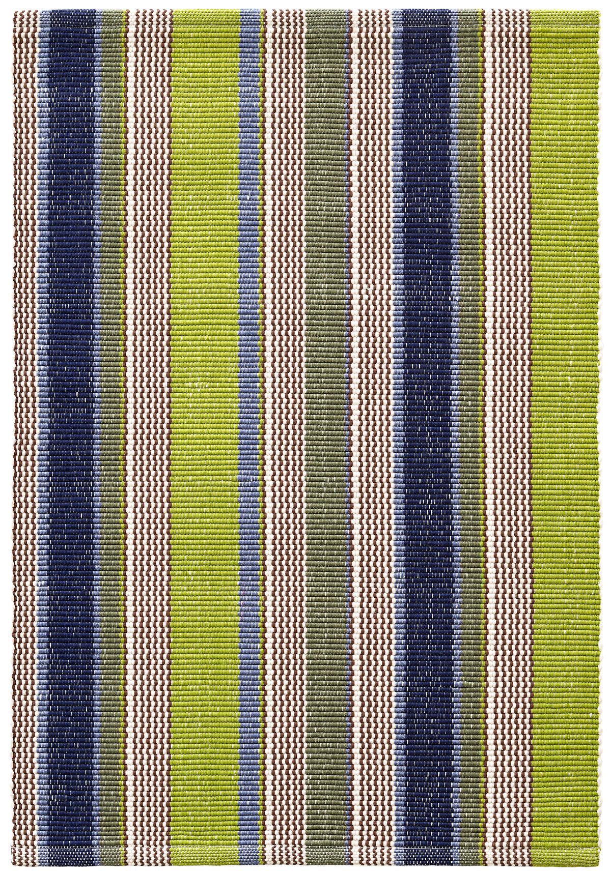 Marina Stripe Indoor/Outdoor Rug | Dash & Albert