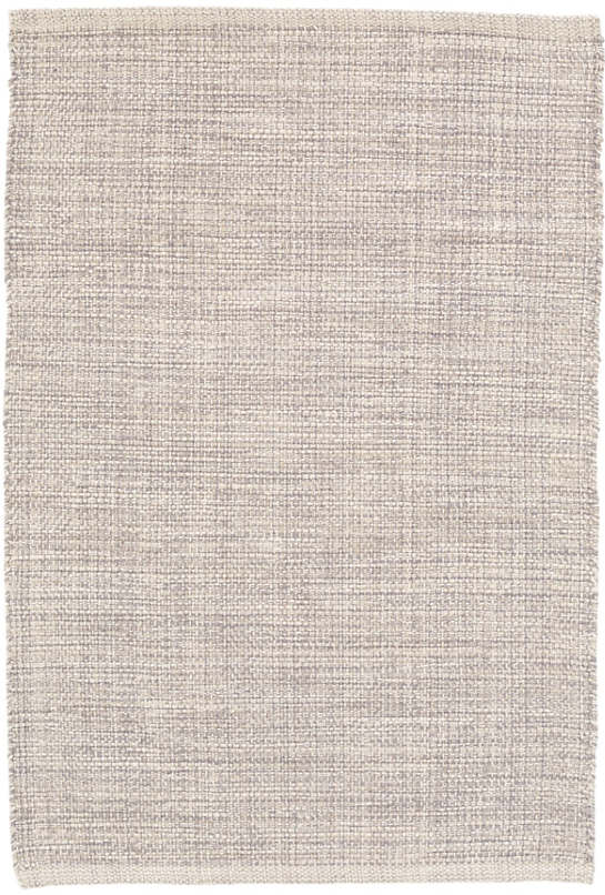 Marled Grey Woven Cotton Rug Dash Amp Albert