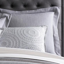 Massimo Silver Heather Sham