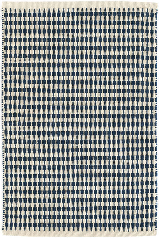 McGregor Navy Indoor/Outdoor Rug