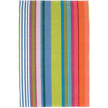 Mellie Stripe Woven Cotton Rug