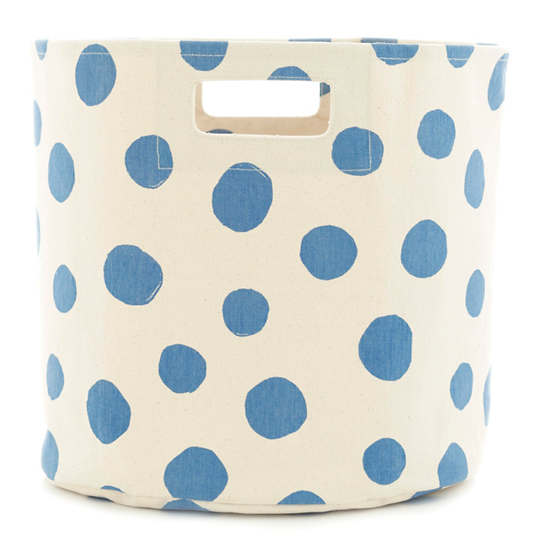 Mina French Blue Bin