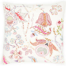 Mirabelle Embroidered Decorative Pillow