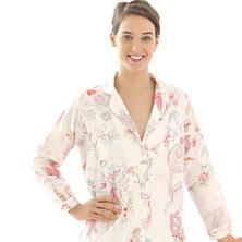 Mirabelle Shirt Tail Pajama